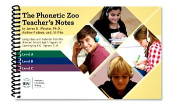 The Phonetic Zoo Teacher's Notes: Jill Pike, James