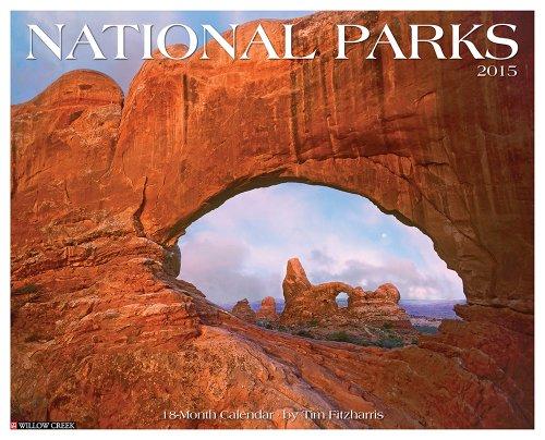 National Parks 2015 Wall Calendar: Willow Creek Press