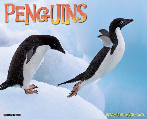 Penguins 2015 Wall Calendar: Willow Creek Press