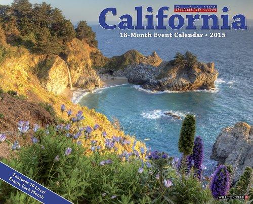 California 2015 Wall Calendar: Willow Creek Press