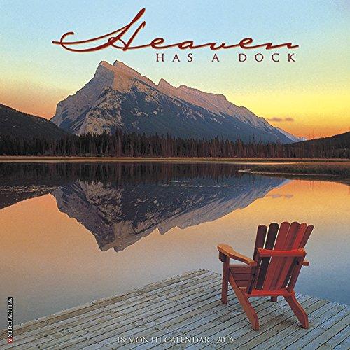 9781623437152: Heaven Has a Dock Calendar