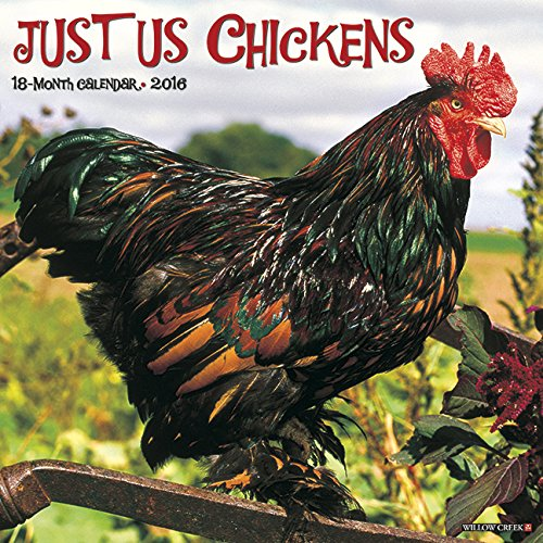 9781623437312: 2016 Just Us Chickens Wall Calendar