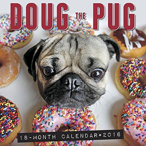 Doug the Pug 2016 Calendar: Not Available