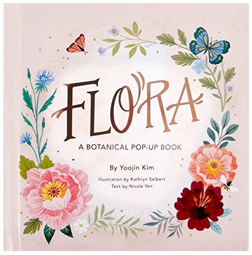 9781623486563: Flora: A Botanical Pop-Up Book
