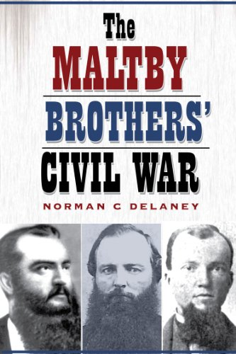 9781623490256: The Maltby Brothers' Civil War