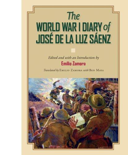 9781623491147: The World War I Diary of José de la Luz Sáenz (C. A. Brannen Series)
