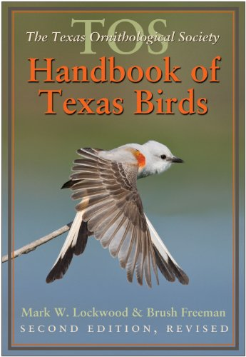 9781623491208: The TOS Handbook of Texas Birds, Second Edition (Louise Lindsey Merrick Natural Environment Series)