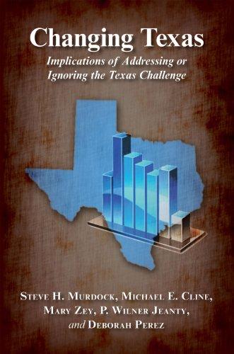 Changing Texas: Implications of Addressing or Ignoring: Perez, Deborah, Jeanty,