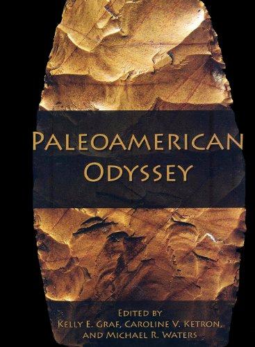 Paleoamerican Odyssey (Paperback)