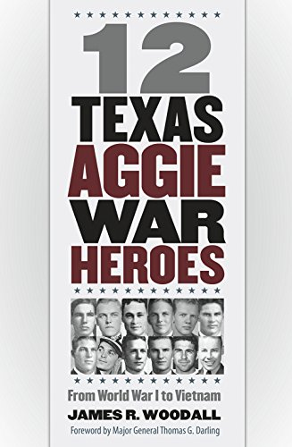 Williams-Ford Texas a&M University Military History: 12: James R. Woodall