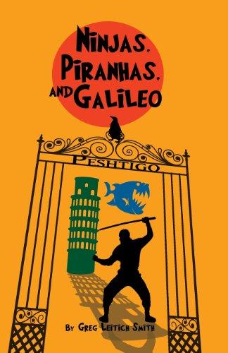 Ninjas, Piranhas, and Galileo: Smith, Greg Leitich