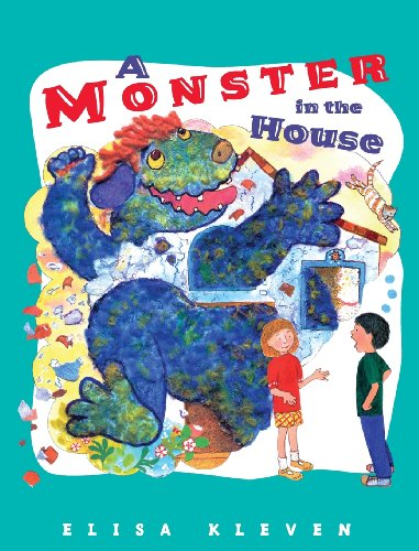 9781623520366: A Monster in the House