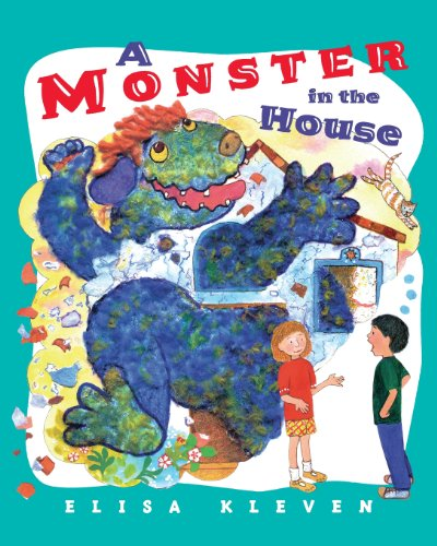 9781623520410: A Monster in the House