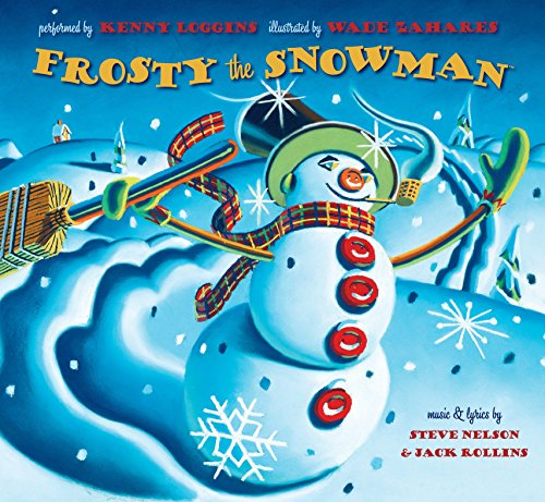 9781623540128: Frosty the Snowman (Book & CD)
