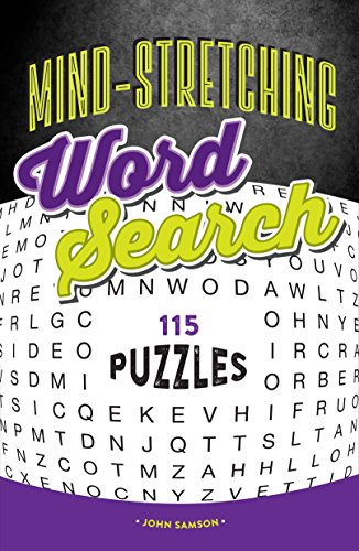 Mind-stretching Word Search: Samson, John