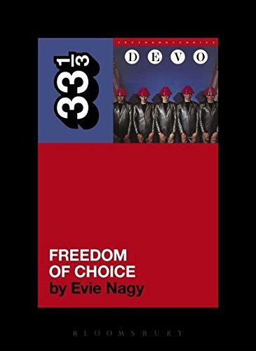 9781623563448: Devo's Freedom of Choice (33 1/3)