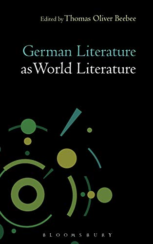 9781623563912: German Literature as World Literature (Literatures as World Literature)