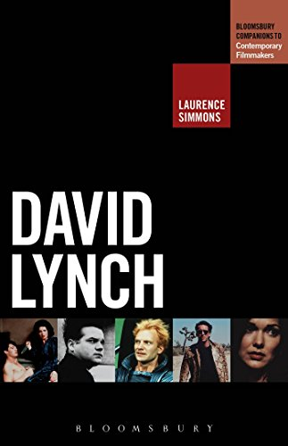 9781623566883: David Lynch (The Bloomsbury Companions to Contemporary Filmmakers)
