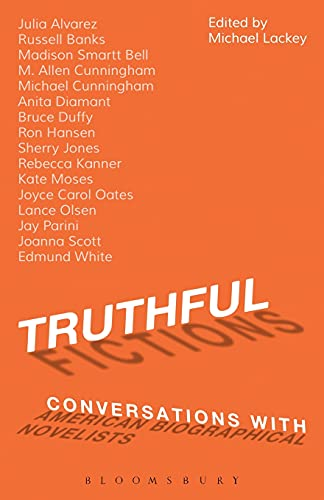 9781623568252: Truthful Fictions: Conversations with American Biographical Novelists