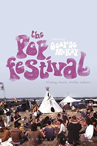 9781623569594: The Pop Festival: History, Music, Media, Culture