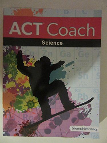 ACT Coach, Science 2014: Triumph Learning