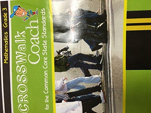 9781623626310: Crosswalk Coach for the Common Core State Standards Mathematics Grade 3