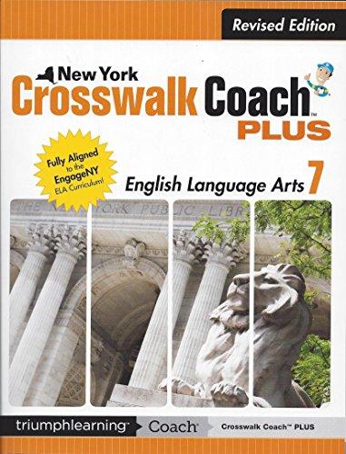 9781623626778: New York Crosswalk Coach PLUS Grade 7 ELA with Answer Key