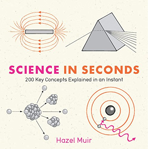 9781623650063: Science in Seconds: 200 Key Concepts Explained in an Instant (Knowledge in a Flash)