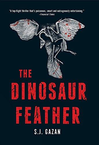 The Dinosaur Feather: Gazan, S.J.