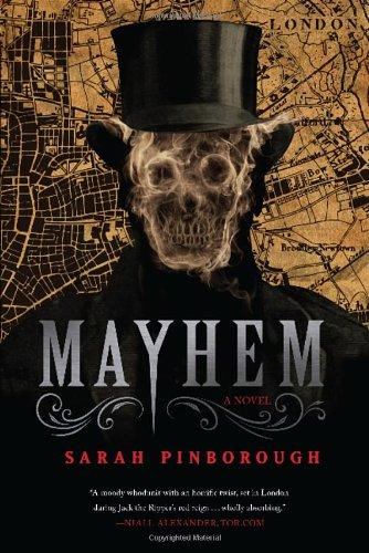 MAYHEM: Pinborough, Sarah.
