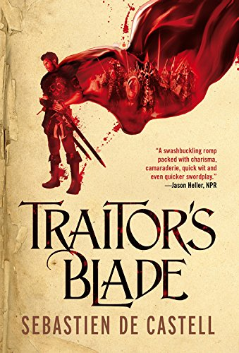 9781623654009: Traitor's Blade