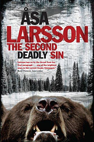 9781623654382: The Second Deadly Sin (A Rebecka Martinsson Investigation)