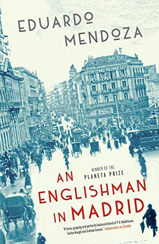 9781623656065: An Englishman in Madrid