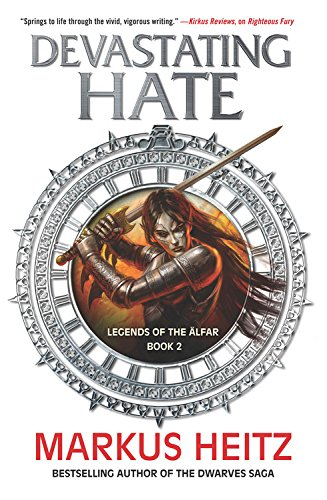 9781623657048: Devastating Hate (Legends of Alfar)