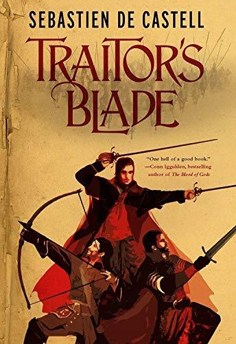 9781623658090: Traitor's Blade