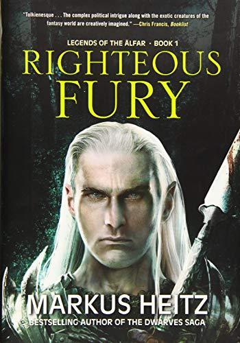 9781623658830: Righteous Fury (Legends of Alfar)