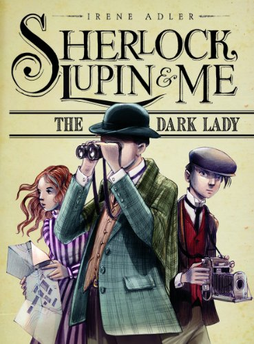 9781623700409: The Dark Lady (Sherlock, Lupin and Me)