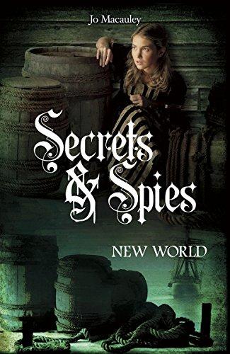 New World (Secrets and Spies): Macauley, Jo