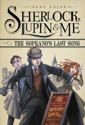 9781623701581: The Soprano's Last Song (Sherlock, Lupin, and Me)