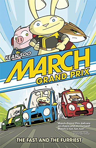 March Grand Prix: The Fast and the Furriest: Soo, Kean