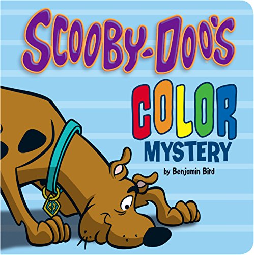 Scooby-Doo's Color Mystery (Scooby-Doo! Little Mysteries): Bird, Benjamin