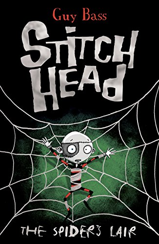 The Spider's Lair (Stitch Head): Bass, Guy