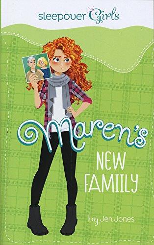 9781623702601: Sleepover Girls: Maren's New Family