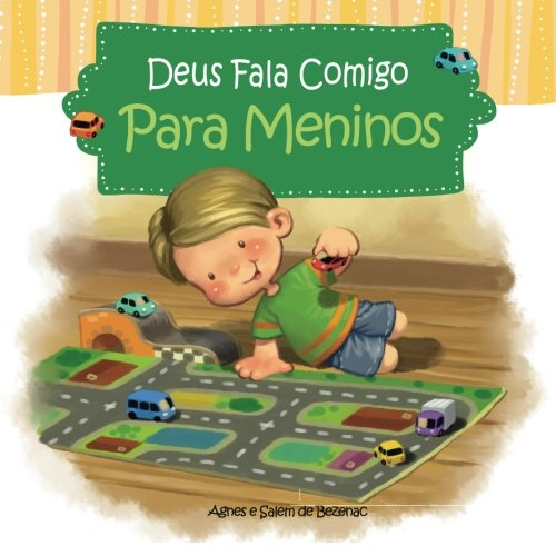 9781623871833: Deus fala comigo - Para Meninos: Um livro devocional para meninos (Volume 1) (Portuguese Edition)