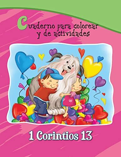1 Corintios 13 - Cuaderno para colorear: de Bezenac, Agnes