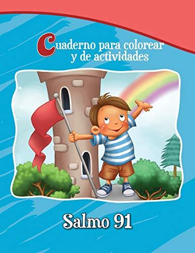 9781623878115: Salmo 91 - Cuaderno para colorear: Protección de Dios (Capítulos de la Biblia para niños) (Spanish Edition)