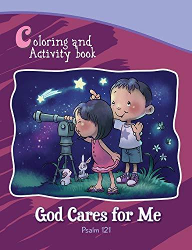 Psalm 121 - Coloring and Activity Book: de Bezenac, Agnes