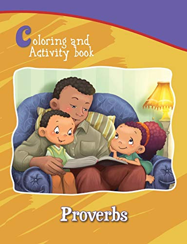 9781623878740: Proverbs Coloring and Activity Book: Coloring and Activity Book (Bible Chapters for Kids)