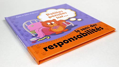 9781623878849: Petites pensées sur le sens des responsabilités: Prendre ses responsabilités de façon indépendante