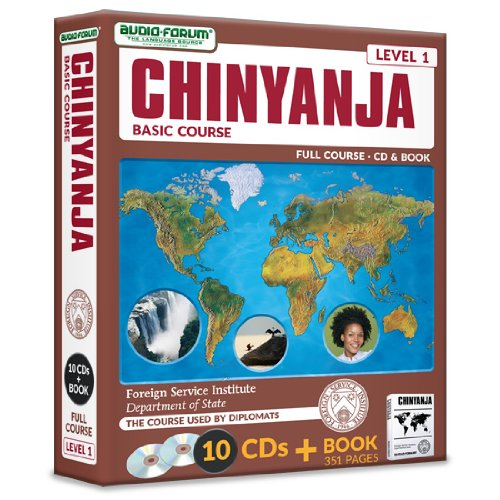 FSI: Basic Chinyanja (10 CDs/Book) (9781623920753) by Foreign Service Institute